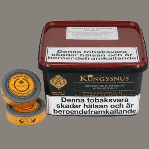 Snussats för snustillverkning av två kilo snus. Enkelt, doftfritt och snabb tillverkning. Beställ från Snusfabriken.com