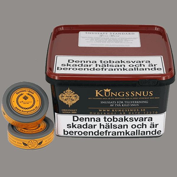 Bästa snussatsen. Köp från snusbutiken Snusfabriken.com