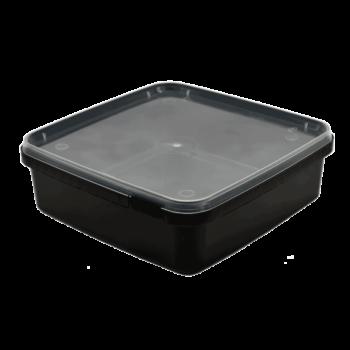 1.5 liters burk lämplig för att tillverka snus i eller förvara det färdiga snuset i