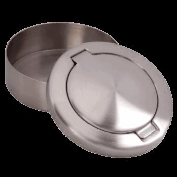 Portionssnus dosa i rostfritt stål