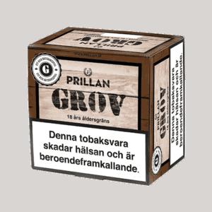 Prillan Grov Snussats från Kungssnus