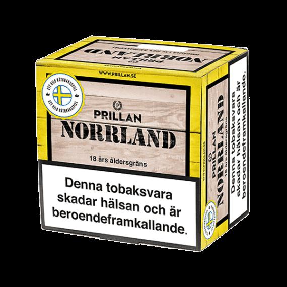 Prillan Norrland Snussats från Kungssnus