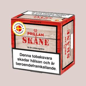 Prillan Skåne Snussats från Kungssnus