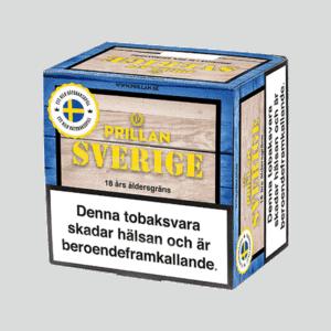 Prillan Sverige Snussats från Kungssnus