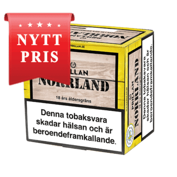 Prillan Norrland Snussats