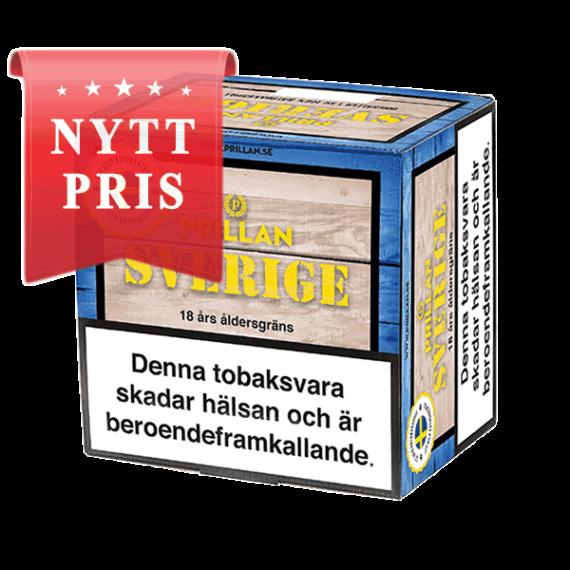 Prillan Sverige Snussats