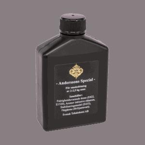 Kungssnus Anderssons Special arom för snus