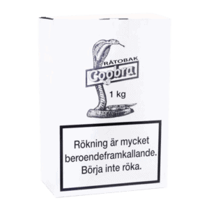 Coobra Råtobak Eco Pack 1kg