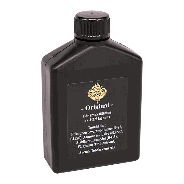 Kungssnus Original arom för snus