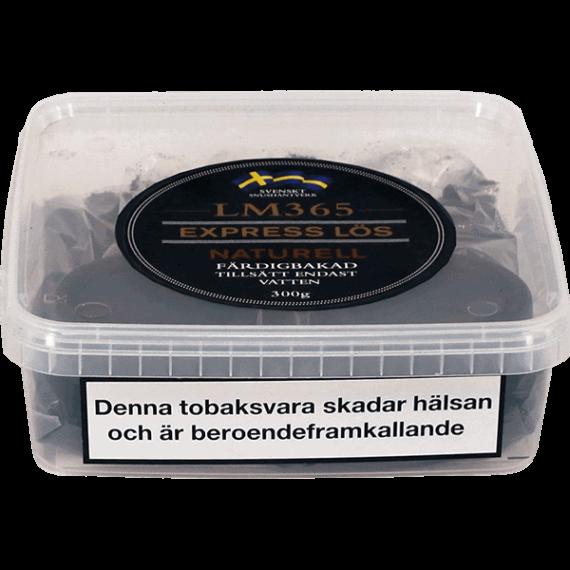 Köp en LM365 Express Naturell Snussats från Kungssnus webbutik