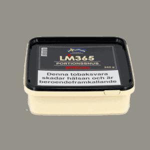 LM365 Portionssnus Special Snussats 240gram - Beställ från Kungssnus webbutik