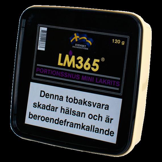 LM365 Lakrits Mini Portion