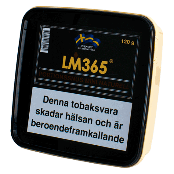 LM365 Naturell Mini Portion