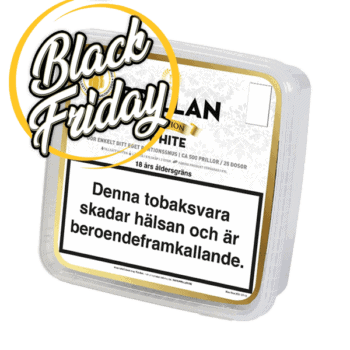Prillan White Portion 500 styck från Kungssnus - Beställ till Black Friday