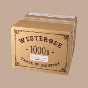 En Westerose Limited Edition Snussats innehåller grovmald tobak och är ändå lättbakad. Ger ungefär 2,5kilo färdigt snus. Beställ direkt från Snusfabriken.com