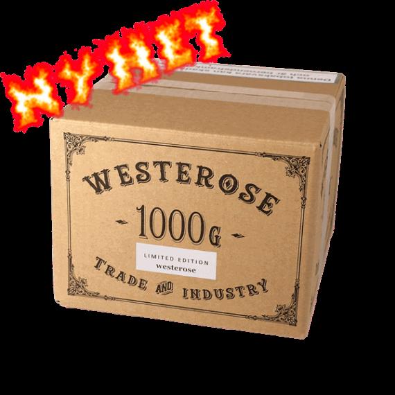 westerose-limited-edition-snussats-1kilo-nyhet