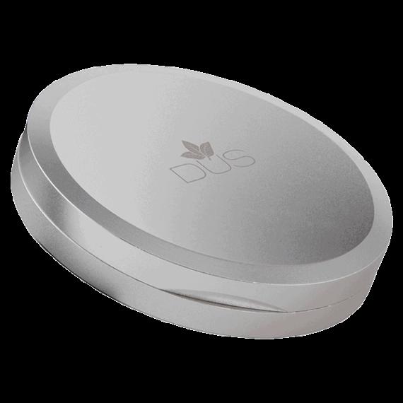 Aluminiumdosa DUS för portionssnus i slimmad form - Beställ från Snusfabriken.com