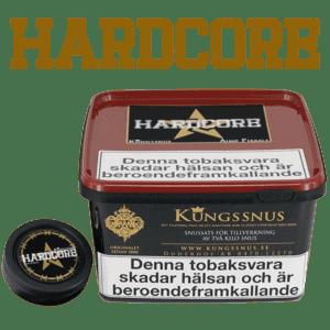 Nikotinstarka Snussatsen Hardcore från Kungssnus