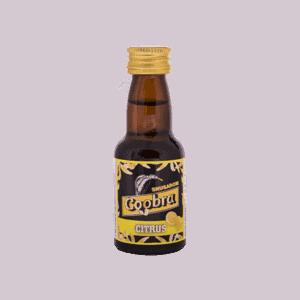 Coobra Citrus snusarom för att smaksätta eget snus - Köp från Snusfabriken.com