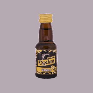 Coobra Vanilj snusarom för att smaksätta eget snus - Köp från Snusfabriken.com