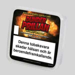 Dunderprillan Portionssnus från Prillan 400styck - Köp från Snusfabriken.com