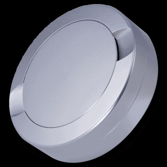 Aluminiumdosa DUS för portionssnus i fullsize format - Beställ från Snusfabriken.com