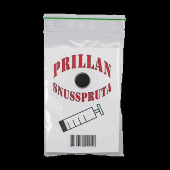 Prillan Snusspruta i enkelt format - Beställ från Snusfabriken.com