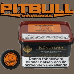 Snussats Pitbull Original Extra Grovmald för snustillverkning av eget snus hemma. Enkelt, billigt och bra resultat. Beställ från Snusfabriken.com