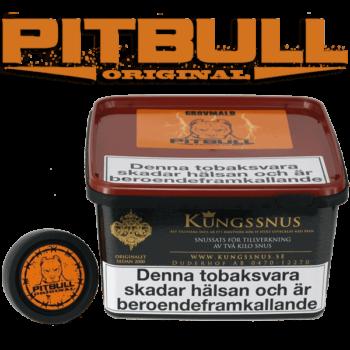 Snussats Pitbull Original Grovmald från Kungssnus