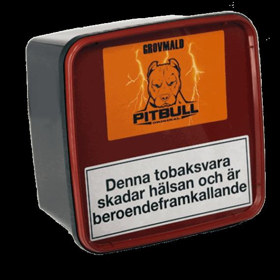 Pitbull Original Grovmald Snussats för tillverkning av snus - Beställ den från Snusfabriken.com