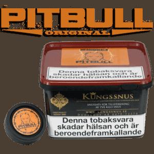 Snussats Pitbull Original Mediummald från Kungssnus
