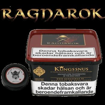 Snussatsen Ragnarök från Kungssnus