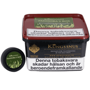Pandoras Box Batch 004 från Kungssnus