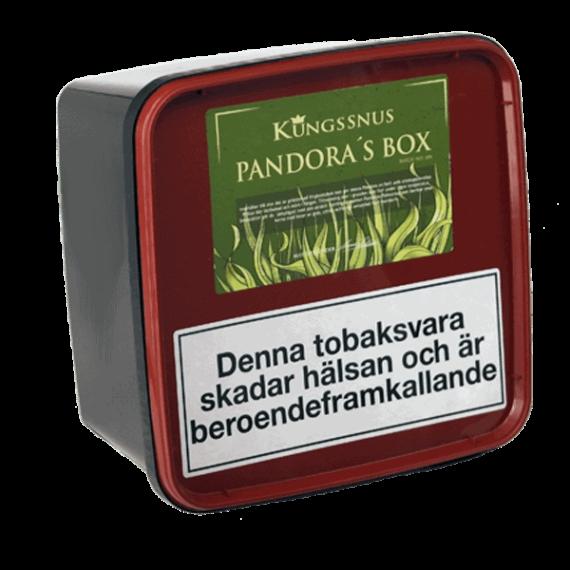 Snussatsen Pandoras Box Batch 004 från Kungssnus