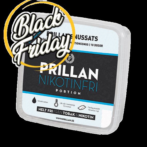 Prillan Tobaksfri från Kungssnus - Beställ till Black Friday