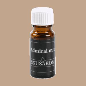 SnusX Admiral snusarom för att smaksätta eget snus - Köp från Snusfabriken.com
