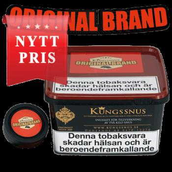 Snussats Original Brand - Beställ snussatsen från Kungssnus på Snusfabriken.com