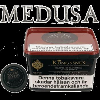 Medusa Snussatsen av Magnus Bauer