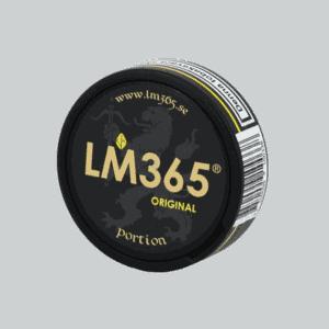 LM365 Original Portionssnus -Beställ från Snusfabriken.com