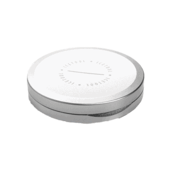 ICETOOL Slim Can Silver för portionssnus i slimmad form - Beställ från Snusfabriken.com