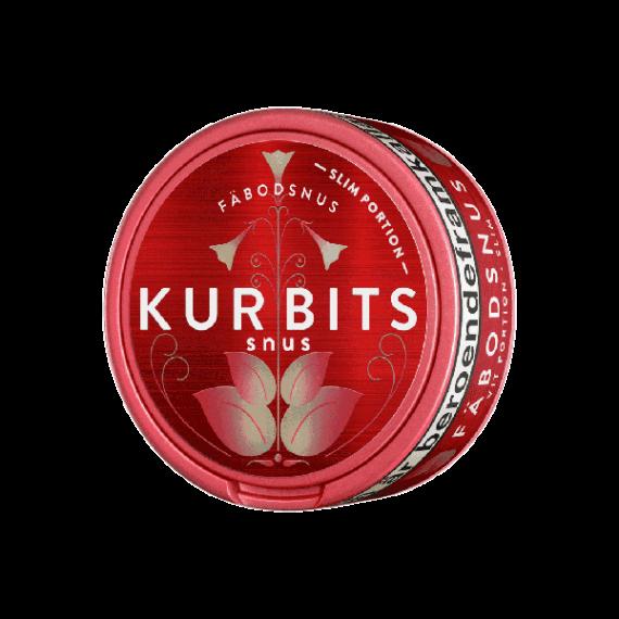Kurbits Fäbodsnus Slim Portion - Beställ från Snusfabriken.com