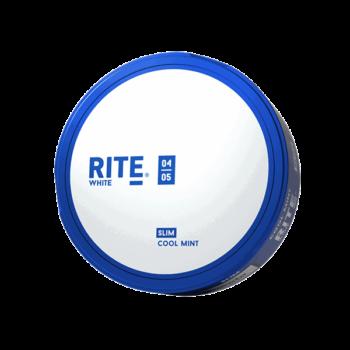 Rite Cool Mint Slim White Portionssnus