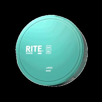 Rite Mint White Portionssnus