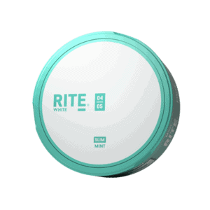 Rite Mint Slim White Portionssnus