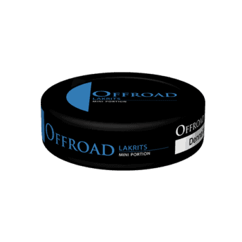 Offroad Lakrits Mini Portion