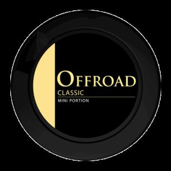 Offroad Classic Mini Portion från Kungssnus
