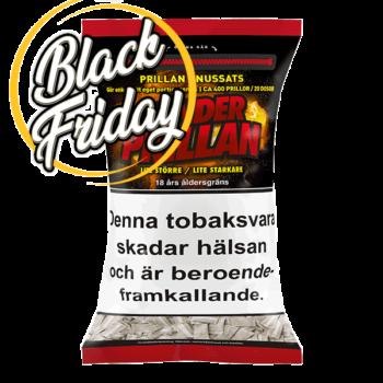 Prillan Dunderprillan Softpack styck från Kungssnus - Beställ till Black Friday
