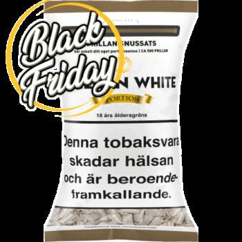 Prillan White Softpack styck från Kungssnus - Beställ till Black Friday