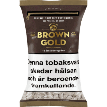 Prillan Brown Gold Portion 500 i påse