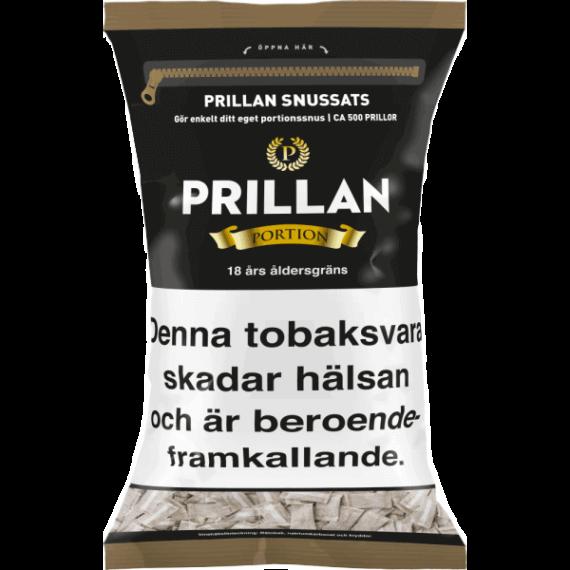 Prillan Portion Softpack från Kungssnus